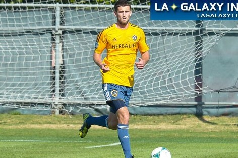 LA Galaxy Search for a Replacement for Gonzalez