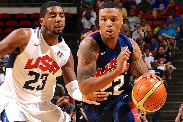Takeaways from Team USA's Scrimmage in Las Vegas