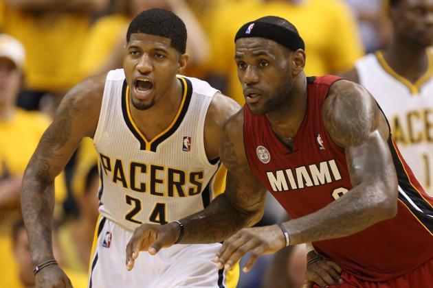 Paul George Could Have Big Shoes to Fill on Team USA
