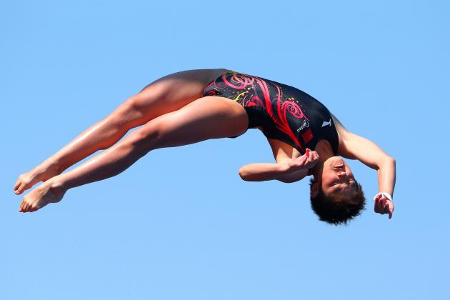 Diving World Championships 2013 Results: Full Rundown of Thursday's Action