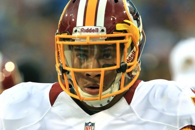 Washington Redskins LB Keenan Robinson out for Season