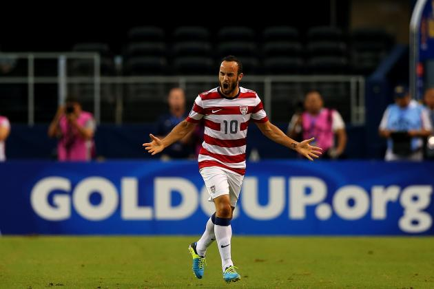 United States vs. Panama: Breaking Down Gold Cup Final by the Numbers