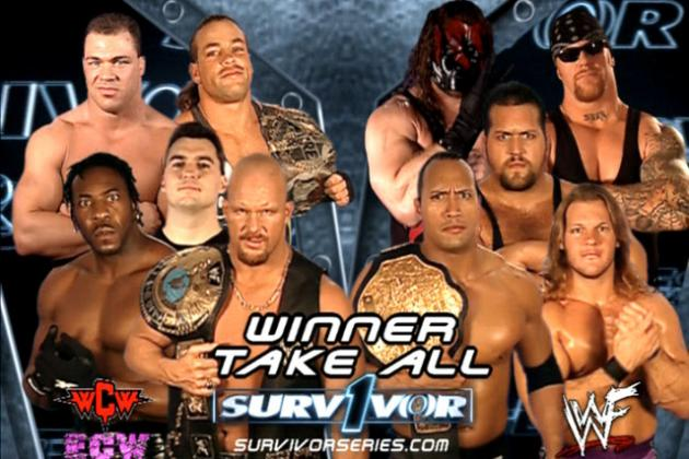 WWE's Best That Never Was: WCW's so-Called Invasion of WWE