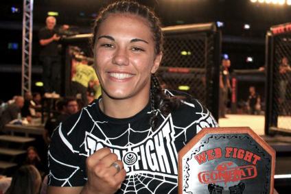 Jessica Andrade: The 21 Year Old Phenom Predicts TKO Victory over Liz Carmouche