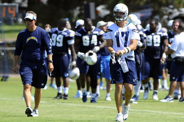 San Diego Chargers Training Camp To-Do List