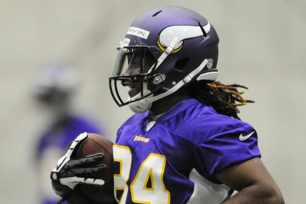 Minnesota Vikings: Breaking Down the Wide Receiver Position