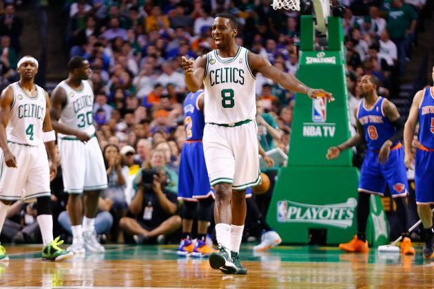Breaking Down Why Jeff Green Is Boston Celtics' Biggest Trade Chip