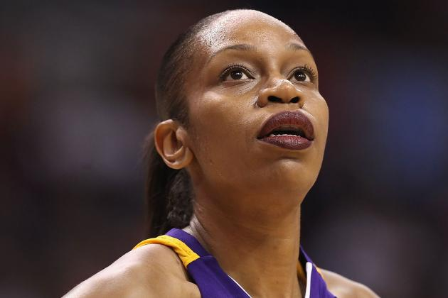Tina Thompson to Replace Injured Brittney Griner in All-Star Game