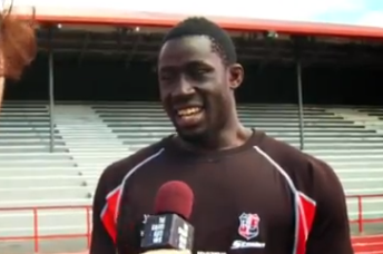 Kenyan Rugby Star Makes NFL Switch