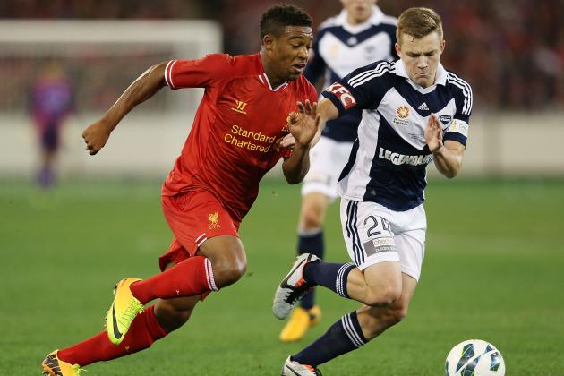 Liverpool's Young Stars: Reds Players Who Should Develop into Future Starters