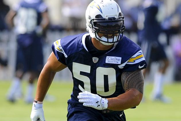 Te'o Accepts Life as Rookie with Chargers