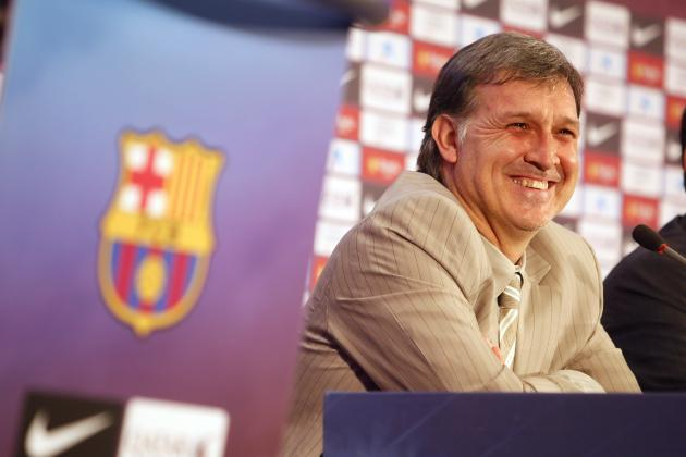 How Tata Martino Can Solve Barcelona's Defensive Issues