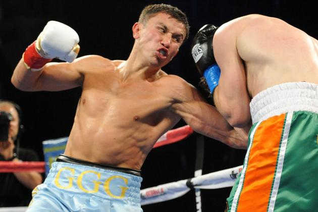 Gennady Golovkin vs. Curtis Stevens Possible for November 2nd