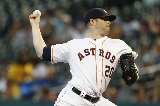 Atlanta Braves Pursuing Trade for Houston Astros' Bud Norris