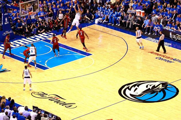 Dallas Mavericks to Auction off 2011 Championship Court and Bench Seats