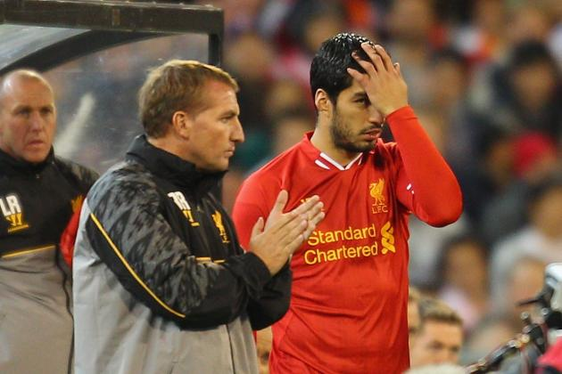 Arsenal Transfer News: Brendan Rodgers' Comments Add Fuel to Luis Suarez Saga