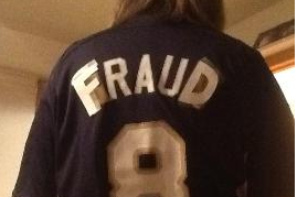 Woman Wears 'Ryan Fraud' T-Shirt to Brewers Game