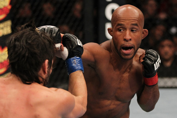 Flyweight Champ Demetrious Johnson Eyes Bantamweight Superfight