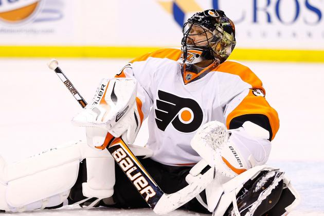 Report: Bryzgalov Has Offer from KHL Expansion Club