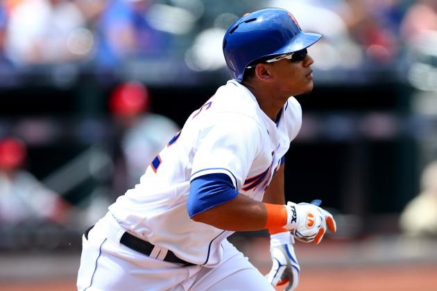Brown Enters Lineup in LF, Lagares to Lead off