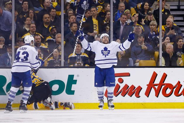 Is Phil Kessel the Winger the Maple Leafs Should Build Around?