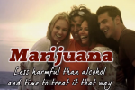 NASCAR Fans to See This Pro-Marijuana Ad