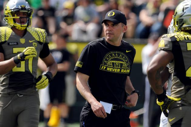 Oregon Picked to Win Conference Title in 2013 Pac-12 Preseason Media Poll