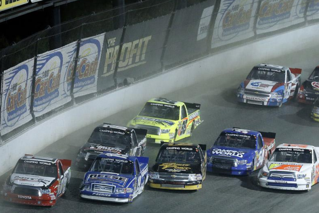 NASCAR on Dirt: Eldora Was as Good as It Gets