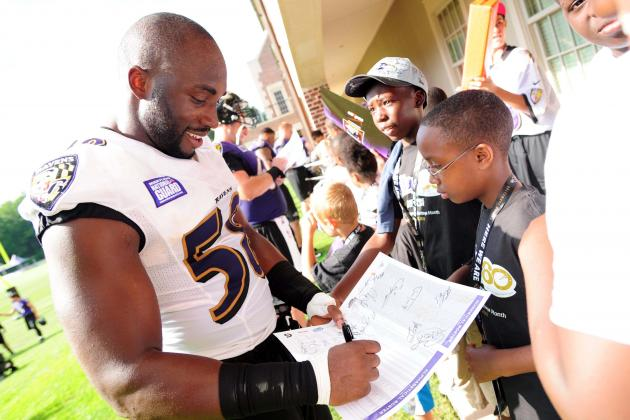 Elvis Dumervil: I'm in the Best Shape Ever