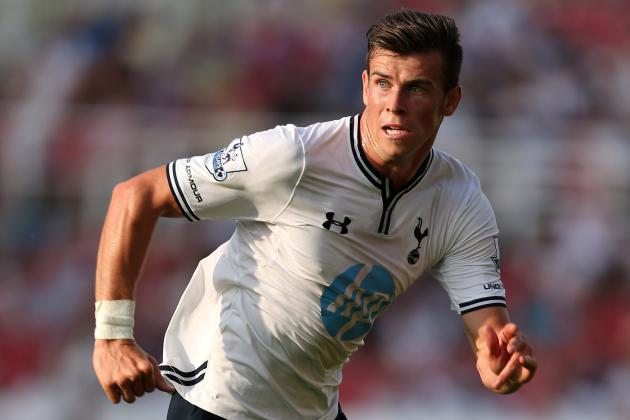 Spurs Set Bale's Price at €120M
