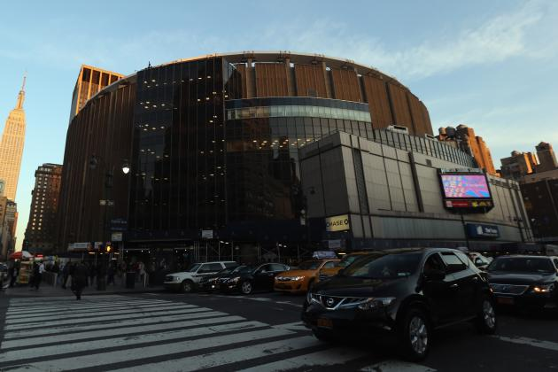 Madison Square Garden Has Been Told to Move in Ten Years