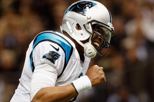 Cam Newton Focused on Winning