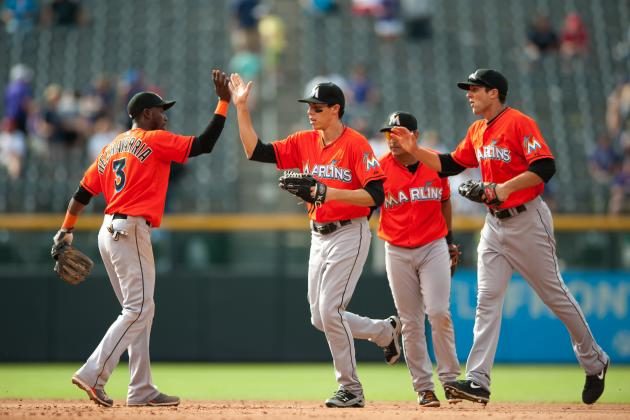 State of the Miami Marlins at the 2013 Season's 100-Game Mark
