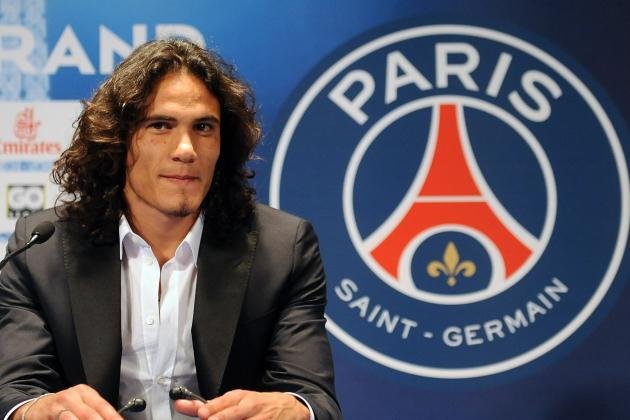 Why Edinson Cavani's Game Is About More Than Scoring Goals