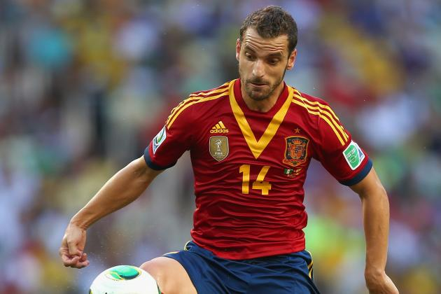 Roberto Soldado Would Be a Huge Success at Liverpool