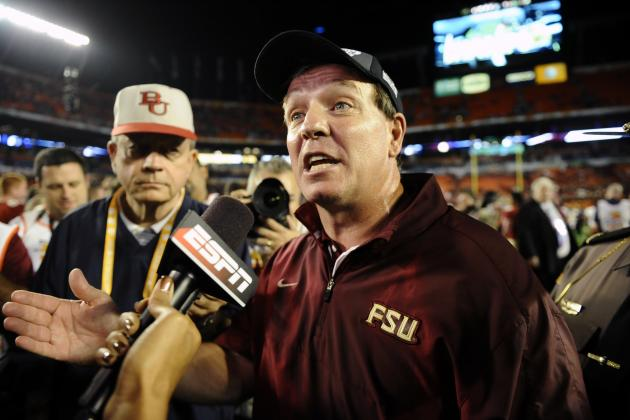 Florida State Football: Jimbo Fisher Needs His Defense Ready Now