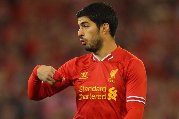 Reds Have No Intention of Selling Suarez