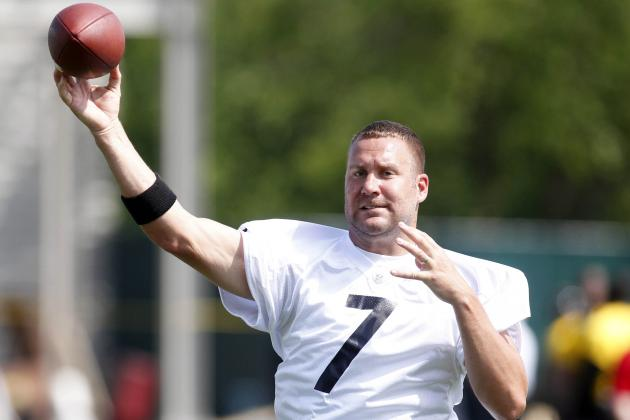 Steelers QB Ben Roethlisberger Now the 15th Highest-Paid Player in the NFL
