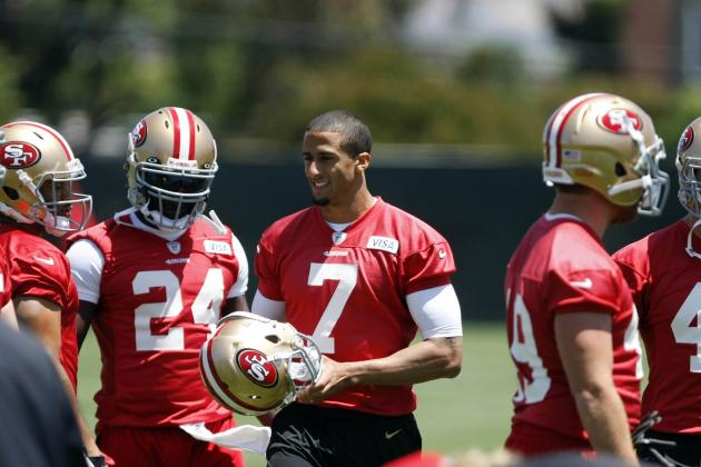 Kaepernick Embraces His Leadership Responsibilities