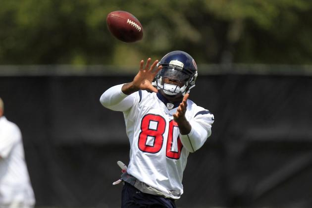 Texans Report: Johnson, Myers All for HGH Testing