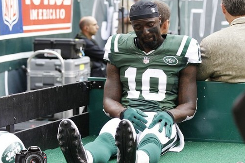 Santonio Holmes May Miss 2013 Season