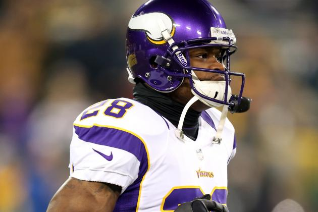 Adrian Peterson Says He Wants HGH Testing in NFL to Show He Is Clean