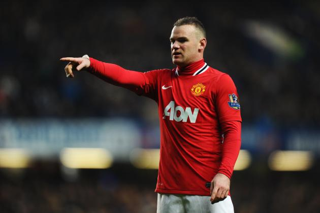 Chelsea Transfer Rumours: Wayne Rooney Would Make Blues Premier League Favorites
