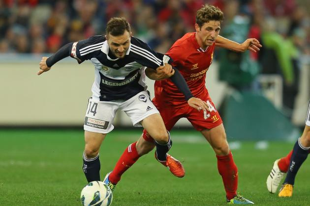 Joe Allen Needs a Strong Performance for Liverpool vs. Thailand