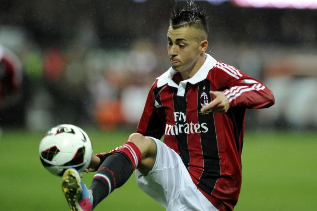 Why the 2013/14 Season Will Be Key for Milan's Stephan El Shaarawy