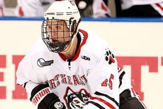 Sens Sign NCAA Standout Karlsson to Two-Year Deal