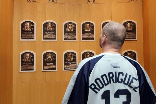 A-Rod, Bonds & Clemens Should Create Their Own Baseball Hall of Fame (& Shame)