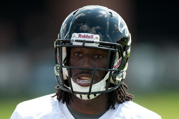 Trufant Had a Rough Day in One-on-Drills vs. Jones