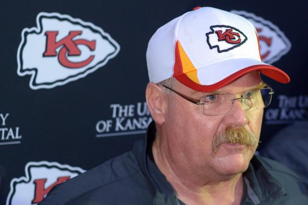 The Andy Reid Influence at Chiefs Camp