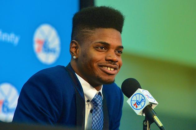 Why Nerlens Noel Sitting out Entire 2013-14 Rookie Season Is the Right Move